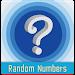Download Random numbers 1.3 APK