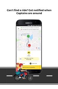screenshot of Rapido - India's Largest Bike Taxi Booking App version 4.4.28