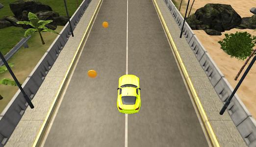 screenshot of Real Traffic Car Racing version 1.2
