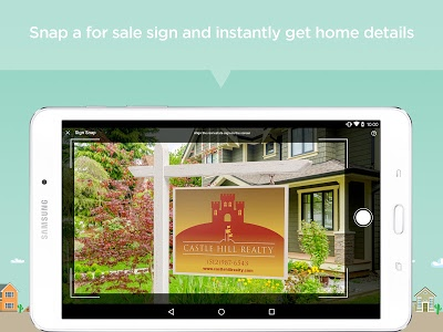 screenshot of Realtor.com Real Estate: Homes for Sale and Rent version 8.6.2