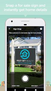screenshot of Realtor.com Real Estate: Homes for Sale and Rent version 9.3.7