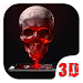 Download Red Blood Skull 3D Theme 2.0.9 APK