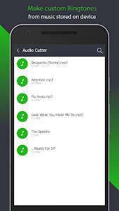 Download Ringtone maker - mp3 cutter 1.1.1 APK