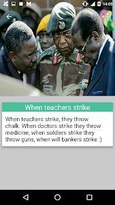 Download Robert Mugabe Funny Quotes 2.1 APK