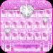 Download Rosy Glitter Keypad 10001002 APK