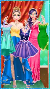 screenshot of Royal Girls - Princess Salon version 1.3.15