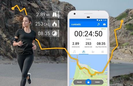 Download Runtastic Running App & Mile Tracker  APK