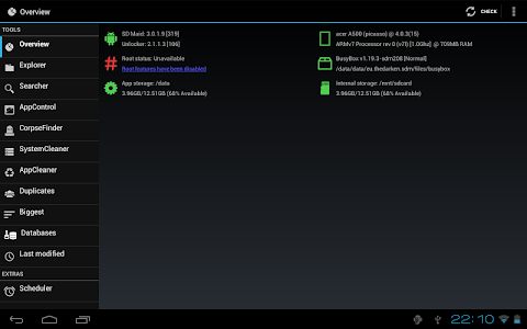 Download SD Maid Pro - Unlocker 3.1.0.2 APK