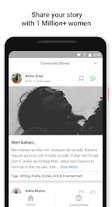 Download Women Only Communities - SHEROES 6.9.5 APK