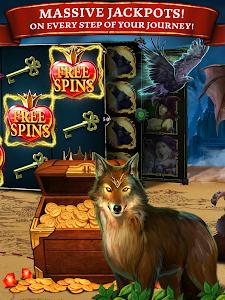 screenshot of Scatter Slots: Free Fun Casino version 3.0.0