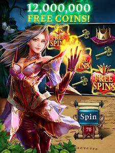 screenshot of Scatter Slots: Free Fun Casino version 2.20.1