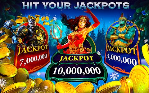 screenshot of Scatter Slots - Free Casino Slot Machines Online version 3.30.0
