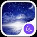 Download Shining moon theme 512.0 APK