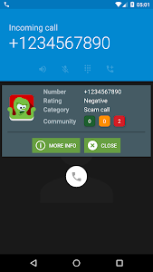 screenshot of Should I Answer? version 8.4.429
