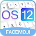 Download Simple Keyboard Theme for OS 12 v3.0 APK