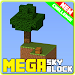 Download Sky Block Minecraft PE map 1.0 APK