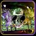 Download Smoking Skull Keyboard Theme 1.0 APK
