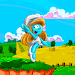 Download Smurf Jungle Amazing Adventure 1.0 APK