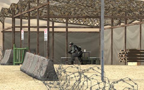 screenshot of Shooting 3D version 1.11
