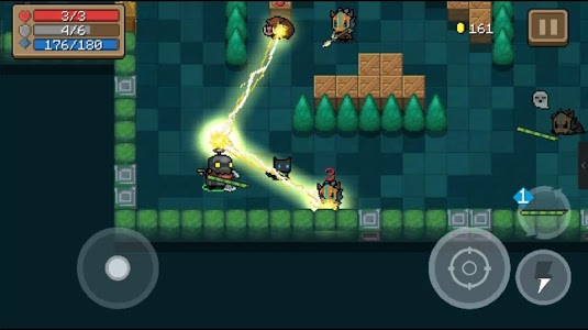 screenshot of Soul Knight version 1.9.0