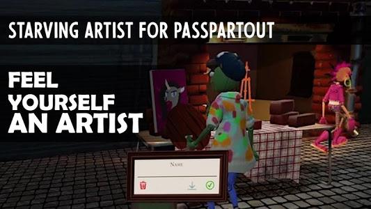 Download Starving Artist for Passpartout 1.7 APK