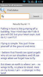 Download Statuses for all occasions 2.61 APK