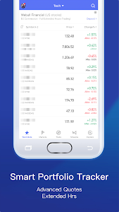 Download Webull - Stock Quotes & Free Stock Trading  APK