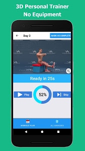 Download Strong Legs in 30 Days - Legs Workout 1.0.6 APK