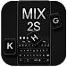 Download Stylish Black Keyboard For Xiaomi MIX 2S 10001009 APK