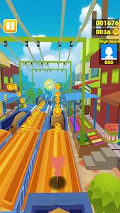 Download Subway Dash: Jerry Escape 1.0.1 APK