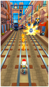 screenshot of Subway Surfers version 1.69.0