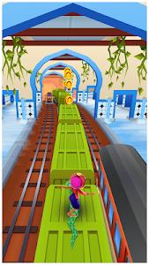 screenshot of Subway Surfers version 1.73.1