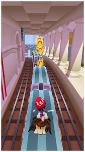 screenshot of Subway Surfers version 1.63.1