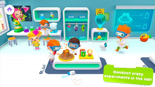 screenshot of Sunny School Stories version 1.0.3