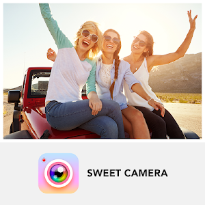 Download Sweet Camera - Selfie Filters, Beauty Camera 1.5.5 APK