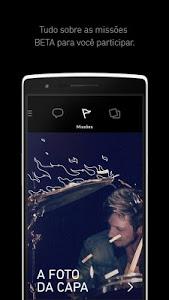 screenshot of TIM beta version 1.5