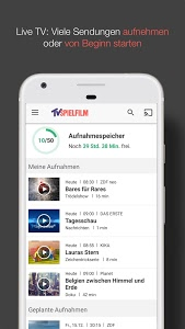 Download TV SPIELFILM - TV-Programm mit LIVE TV  APK