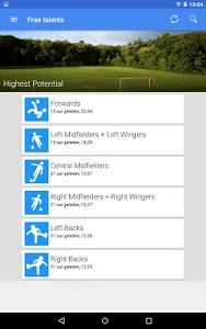 Download Talents for FIFA 17 1.7 APK