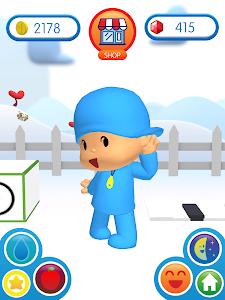 screenshot of Talking Pocoyo 2 version 1.22