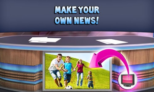 screenshot of Talking Tom & Ben News version 2.4.0.7