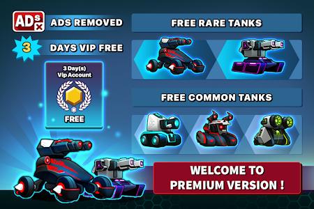 Download Tank Raid Online Premium 2.5 APK