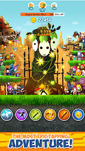 screenshot of Tap Titans 2 version 1.2.4