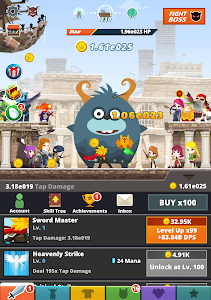 Download Tap Titans 2 2.11.0 APK