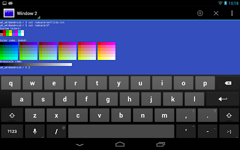 Download Terminal Emulator for Android 1.0.70 APK