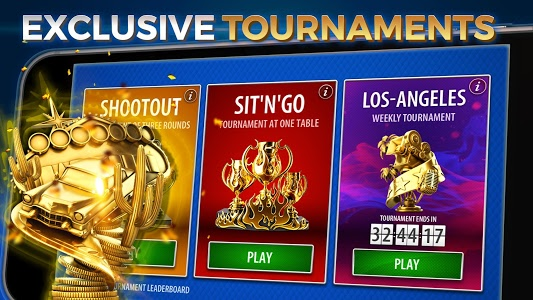 Download Texas Holdem & Omaha Poker: Pokerist 19.9.0 APK
