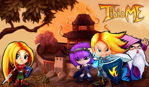 Download TibiaME MMO 2.25 APK