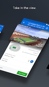 screenshot of Ticketmaster Event Tickets version Varies with device
