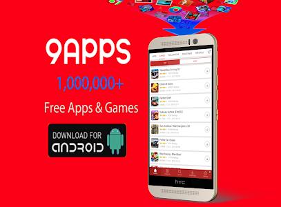 screenshot of Tips 9apps 2017 version nineapps