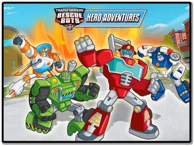 Download Transformers Rescue Bots: Hero Adventures 1.5 APK