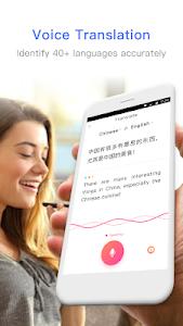 screenshot of Translator Foto Pro - Free Voice & Photo Translate version 1.5